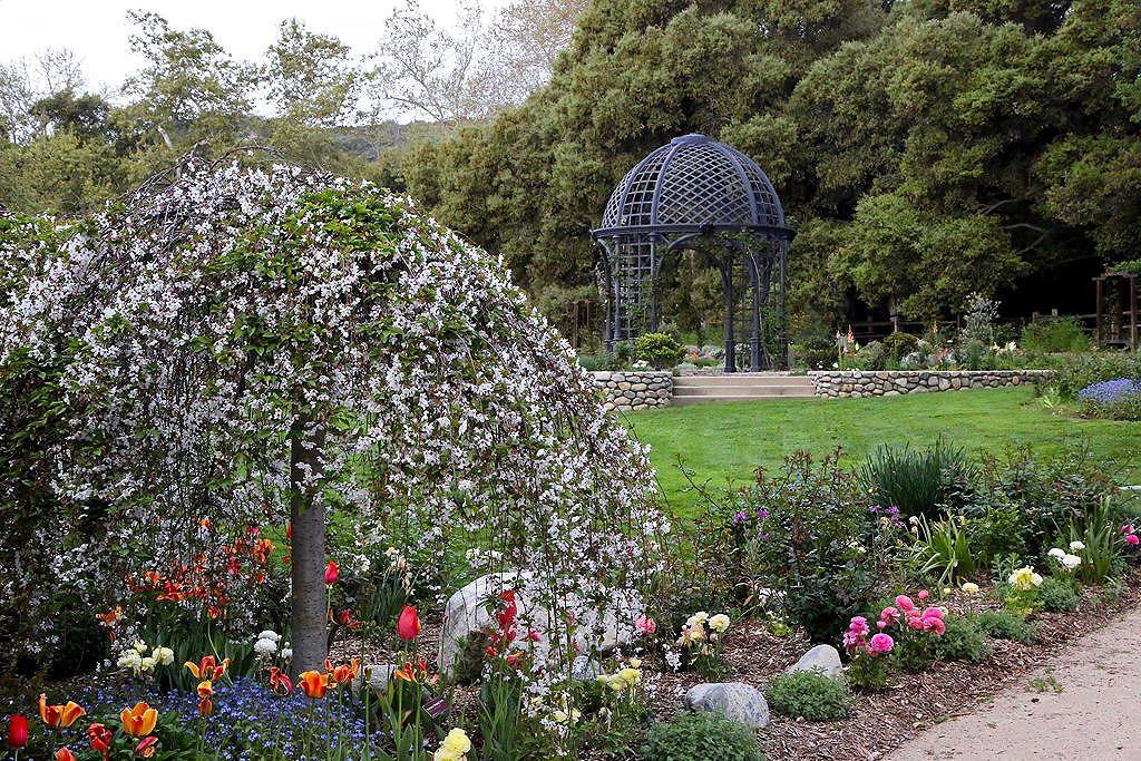 Descanso Gardens near Circa apartments in downtown Los Angeles