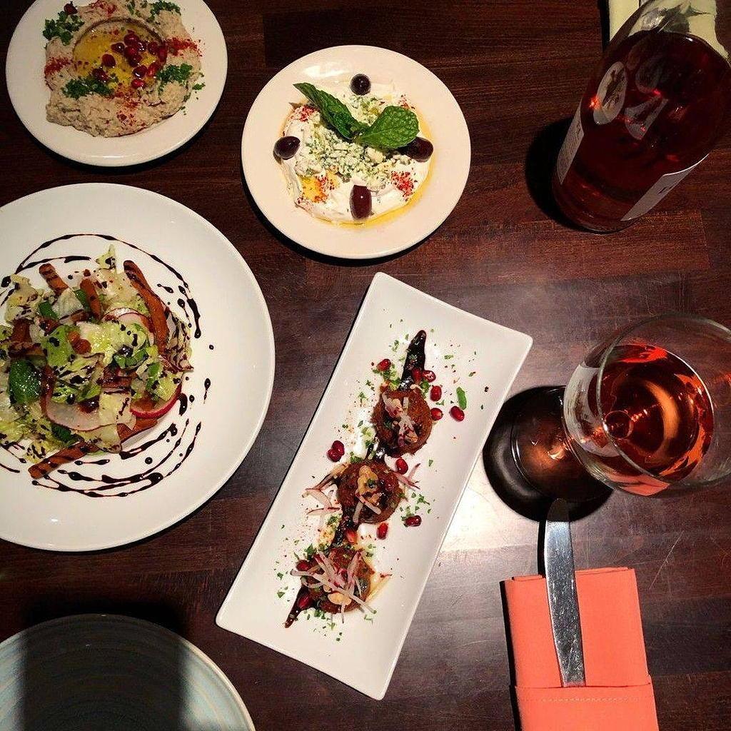 10e restaurant near Circa apartments in downtown Los Angeles